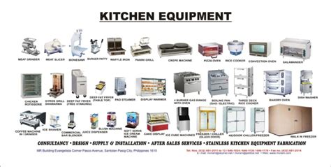 kitchen tools and equipment kitchen tools and equipments and their uses designcorner