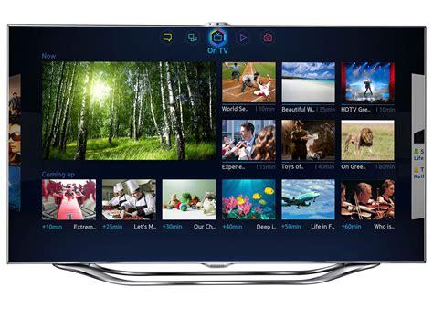 Hd Smart Tv sneak peek at samsung s 2013 smart tv platform flatpanelshd