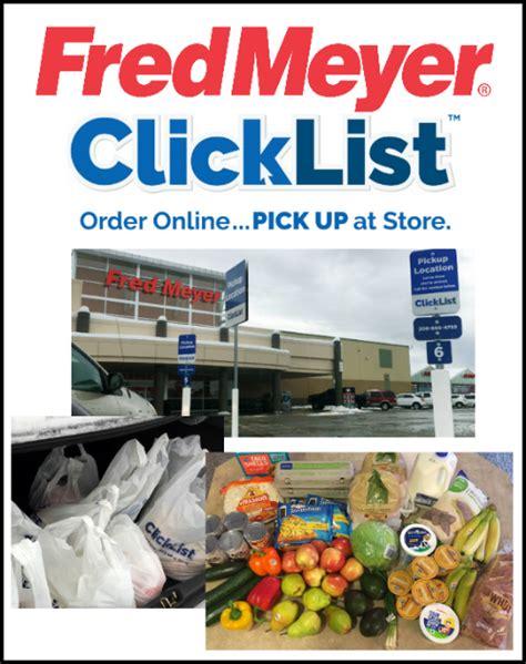 Fred Meyer Visa Gift Card - fred meyer clicklist order groceries online pick up curbside i m in love plus