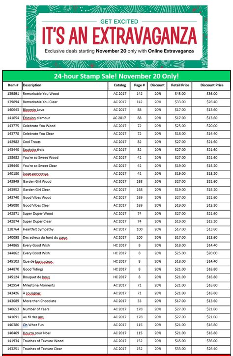 sle price list tagholiday schedule