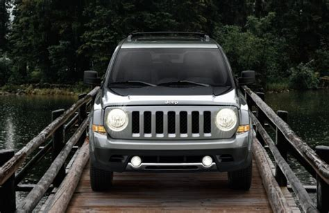 Jeep Patriot Headlights 2017 Jeep Patriot High Altitude Features And Performance