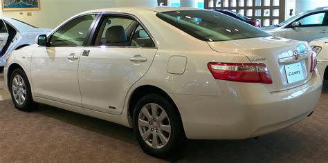 2006 Model Toyota Camry 2006 Toyota Camry Information And Photos Momentcar
