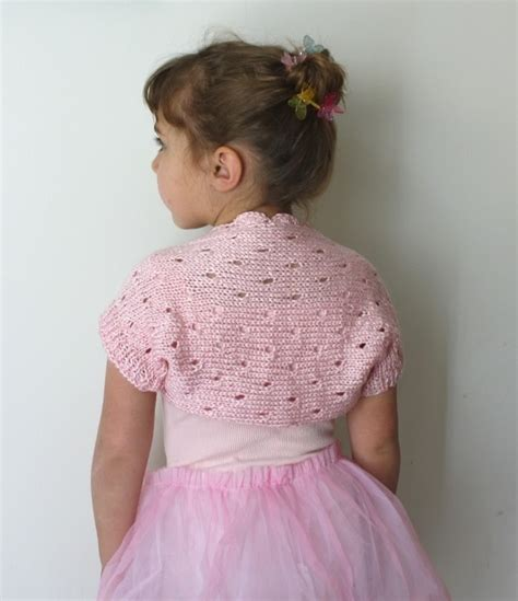 free knitted shrug and bolero patterns all knitted lace free pattern ballerina shrug