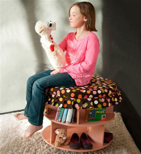 diy shoe carousel home dzine home diy plain or upholstered shoe storage