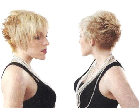 pixie cuts front and back view short hairstyles back view length asymmetrical pixie