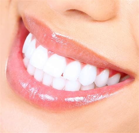 Smile White teeth with stress researchers