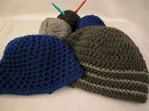 crochet how how to crochet a skull cap with pictures wikihow