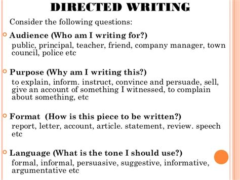 how to write a who am i paper writing paper ppt