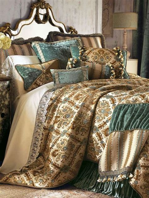 exotic bedding couture collections haute luxury bedding
