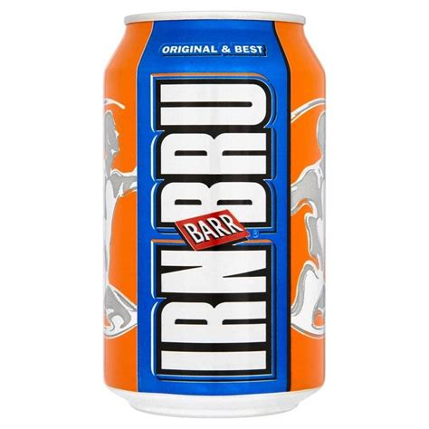 Unique Gifts by Iron Bru Cans 330ml Richmond S British Food Shop