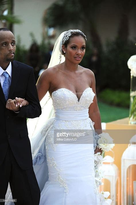 chad ochocinco  evelyn lozado wedding chad ochocinco