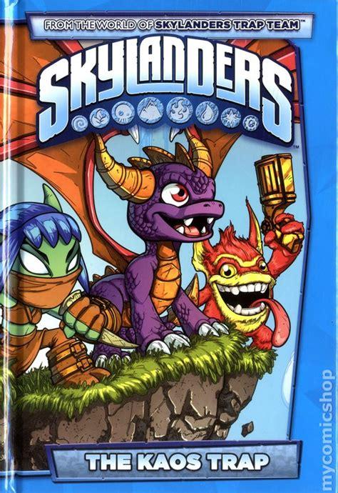 kaos comic book comic book 03 comic books in skylanders idw