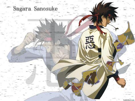 Kaos Sanosuke Sagara Samurai X samurai x sanosuke www imgkid the image kid has it