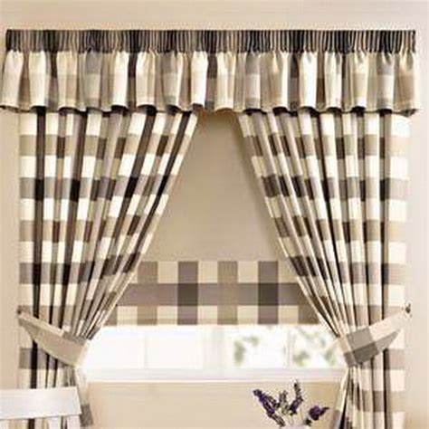 kitchen window curtains ideas home modern