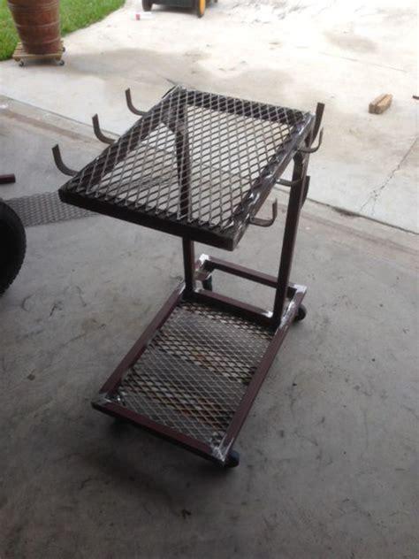 diy fabrication projects diy welding cart craft ideas