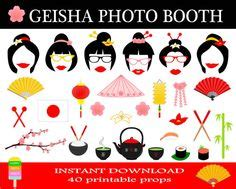 chinese new year photo booth props printable asian inspired photo props chinese new year black gold