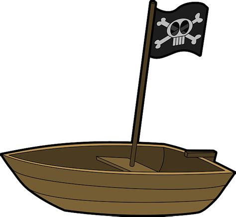 row boat graphic free vector graphic boat pirate rowboat rowing free