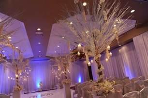 Winter Wonderland Wedding Decoration Ideas - winter wonderland wedding belle the magazine
