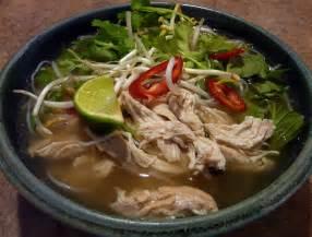 thibeault s table vietnamese chicken pho weekend blog