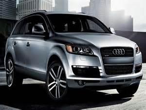 audi q7 hybrid luxury suv concept neocarsuv