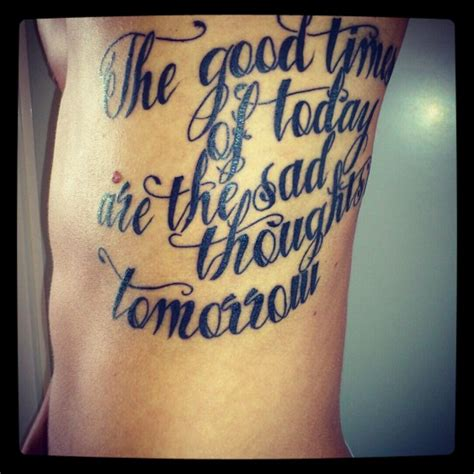 bob marley quote tattoo designs the times of today are the sad thoughts of tomorrow