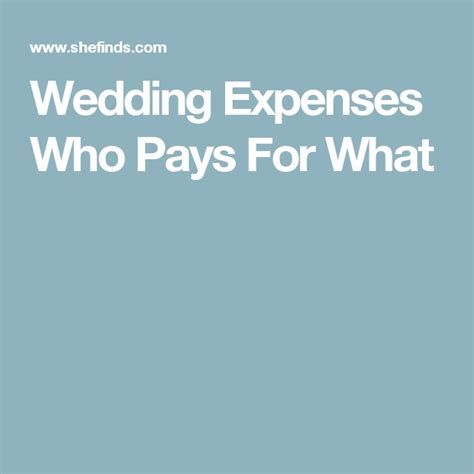 Wedding Expenses by 17 Best Ideas About Wedding Expenses On