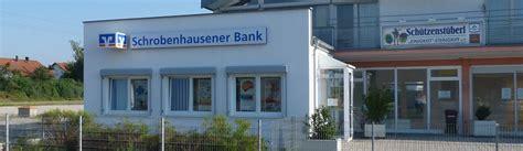 schrobenhausener bank gesch 228 ftsstelle steingriff schrobenhausener bank eg