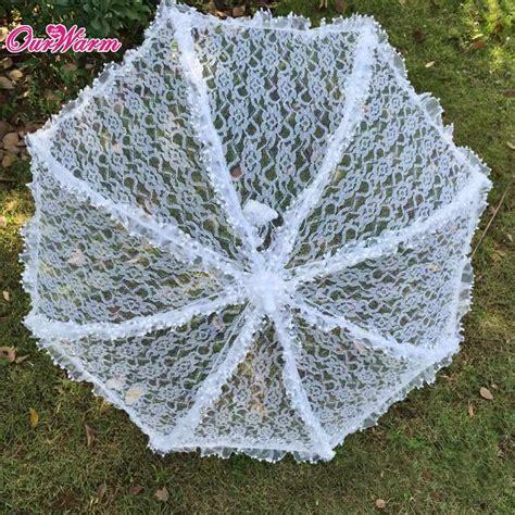 white wedding umbrellas wholesale buy wholesale wedding umbrella white from china