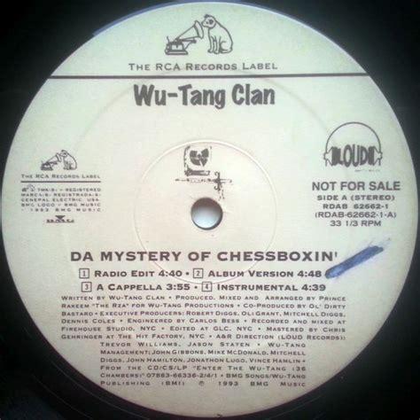 wu tang tearz sle wu tang clan da mystery of chessboxin method man