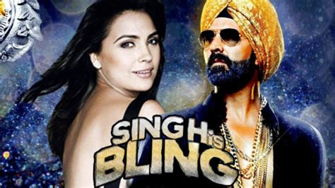 Dvd India Singh Is Bling singh is bling total box office collections akshay