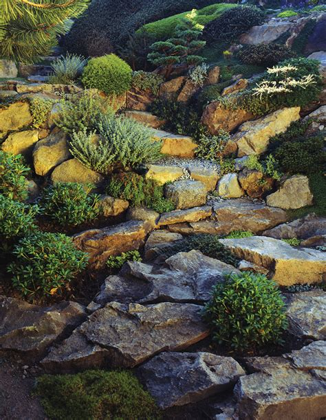 garden state rock between a rock and a place state by state gardening