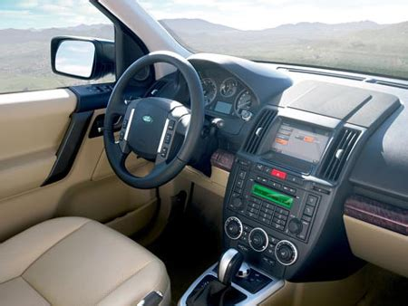 land rover lr2 interior land rover lr2 review the about cars