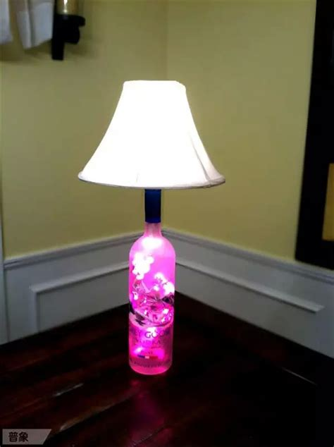 fantastic diy glass bottle lamps   amaze
