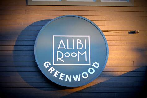 alibi room greenwood greenwood alibi room now open the alibi room