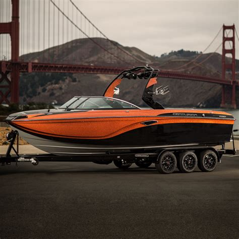 centurion boats factory go big with the new ri257 from centurion boats correct craft