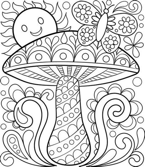 free cool coloring pages for adults free adult coloring pages detailed printable coloring