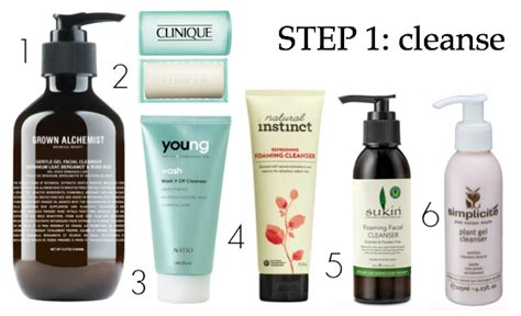 Step Detox by Five Step Skincare Routine On Styling You