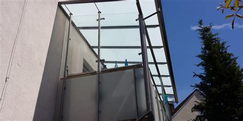 glasüberdachung terrasse aussen gel 228 nder