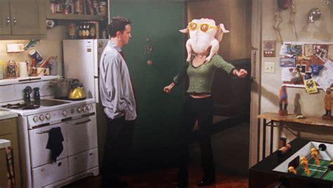 monica shimmies   turkey   head funny