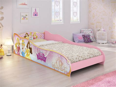 fotos camas infantiles mini cama infantil pura magia princesas disney cama