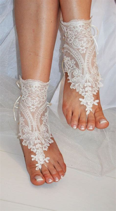 beach shoes, bridal sandals, lariat sandals, wedding