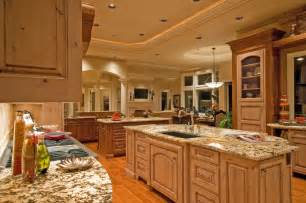 2 Island Kitchen 124 Custom Luxury Kitchen Designs Part 1