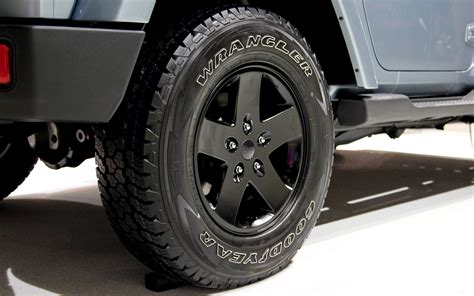 Jeep Yj Wheels 2012 Jeep Wrangler Arctic Edition Wheel 168671 Photo 3