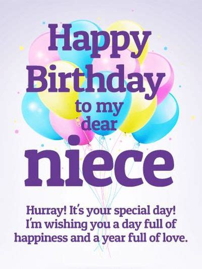 Happy Birthday Wish For My Niece by 110 Happy Birthday Niece Quotes And Wishes With Images