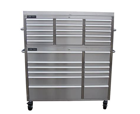 stainless steel tool cabinet stainless steel tool cabinet us pro tools 54 quot wide