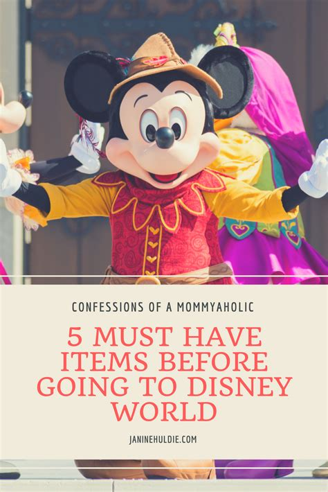 top 5 list of must have items for your home office 5 must have items to buy before going to disney world coam