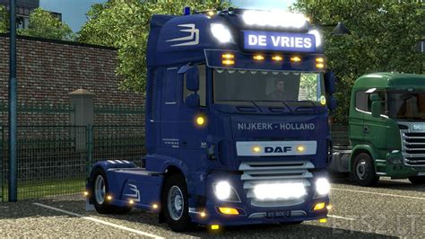 download mod for euro truck simulator 2 game modding daf de vries v1 24 euro truck simulator 2 free game mods