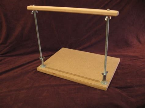 Used Bar Tops Bookbinding Sewing Frame