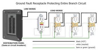 gfci tester schematic wiring diagram website