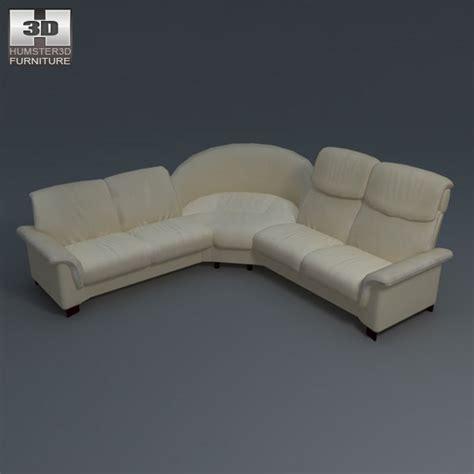 stressless paradise sectional 3d models paradise corner sofa ekornes stressless
